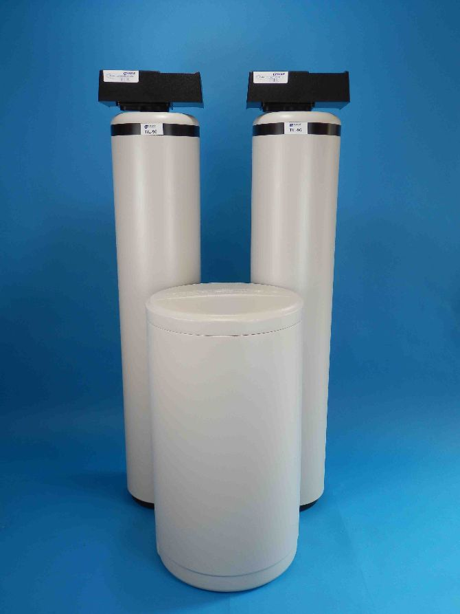 Hague Commercial Water Softener